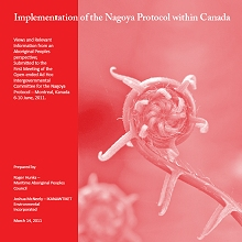 Implementation of the Nagoya Protocol within Canada - English