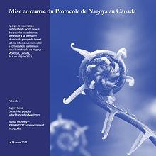 Mise en oeuvre du Protocole de Nagoya au Canada - French